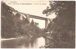 Dépt 39 - SYAM - Le Pont De Syam - (viaduc) - Environs De Champagnole - France