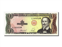 [#302013] République Dominicaine, 1 Peso Oro Type Duarte - Billets