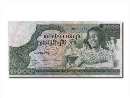 [#253516] Cambodge, 1000 Riels, Type 1973 - Cambodia