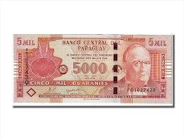 [#106628] Paraguay, 5000 Guaranies Type Don Carlos Antonio Lopez - Paraguay