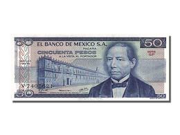 [#253408] Mexique, 50 Pesos, Type B. Juarez - Mexique