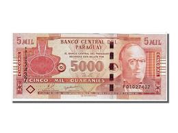 [#106630] Paraguay, 5000 Guaranies Type Don Carlos Antonio Lopez - Paraguay