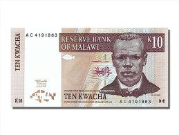 [#253411] Malawi, 10 Kwacha, Type John Chilembwe - Malawi