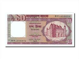 [#253432] Bangladesh, 10 Taka, Type 1982-1988 - Bangladesh