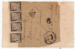 BANDE JOURNAL Pour CARPENTRAS (VAUCLUSE) Avec TAXE De 4c - Postage Due