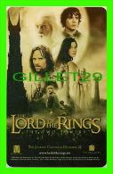 TÉLÉCARTES, THAILANDE - CINÉMA, FILM, THE LORD OF THE RINGS - 2/2005 - PHONECARDS - - Cinéma