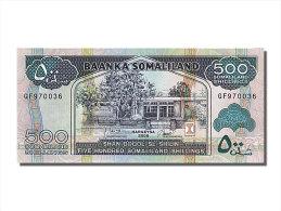 [#253414] Somaliland, 500 Shillings, Type 1994 - Somalia