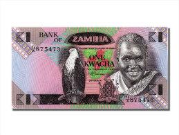 [#302064] Zambie, 1 Kwacha Type Kaunda - Zambia