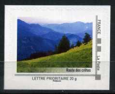 Route Des Crétes Neuf ** . Collector Lorraine 2010  Adhésif Neuf **. - France