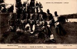 Côte D´Ivoire - Cercle De GAOUA - Danseurs Lobis - Côte-d'Ivoire