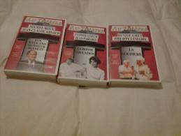 Lot Cassette Vhs De Theatre - Cassettes Vidéo VHS