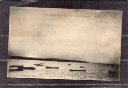 43605    Gibuti,  Souvenir - Le  Coucher  Du  Soleil,  NV(scritta) - Gibuti