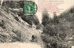 Cp020  Remiremont  Chemin De Saint Mont  1909 - Remiremont
