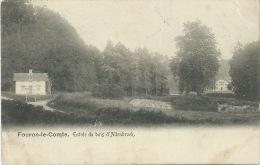 Voeren / Fouron-le-Comte - Entrée Du Bois D'Altenbroek - 1906 ( Verso Zien / Voir Verso ) - Voeren
