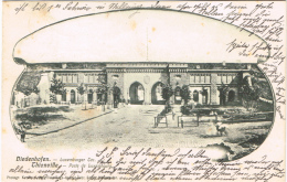 MOSELLE 57. THIONVILLE DIEDENHOFEN LUXEMBURGER TOR PORTE DU LUXEMBOURG - Thionville