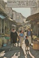 JERUSALEM - AT MEA SHEARIM QUARTER - Palestine