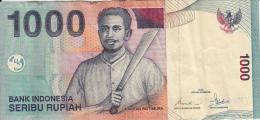 Indonesië 1000 Rupiah Gebruikt - Indonésie