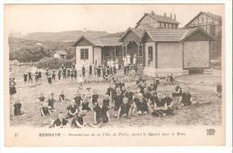 Tarjeta Postal De Hendaye.- - Hendaye
