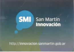 SMI - SAN MARTIN INNOVACION - PRIMERA EXPOSICION DE PRODUCTOS INNOVADORES NOVIEMBRE DE 2013 MUNICIPIO DE SAN MARTIN - Tentoonstellingen