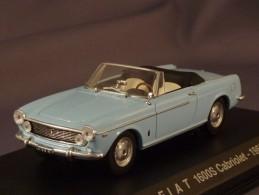 Norev 770190, Fiat 1600 Cabriolet, 1962, 1:43 - Norev