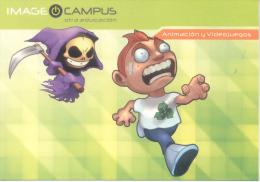 IMAGE CAMPUS - OTRA EDUCACION - ANIMACION Y VIDEOJUEGOS AÑO 2013 ARGENTINA - School