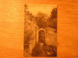 YVOIR Les Ruines De Poilvache Chambre Du Gouverneur Province De Namur CPA Carte Postale Post Card - Yvoir