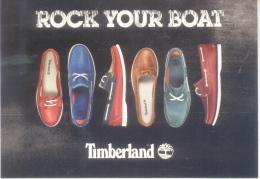 ROCK YOUR BOAT - TIMBERLAND - SHOES CALZADO CALZATURE - BEST THEN BETTER NOW ESTABLECIDA EN 1973 40 ANIVERSARIO ARGENTIN - Mode