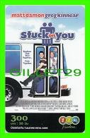 TÉLÉCARTES, THAILANDE - CINÉMA, FILM, STUCK ON YOU (MATT DAMON - GREG KINNEARÙÙÙÙÙÙÙÙ0 - 06/20046- PHONECARDS - - Cinéma