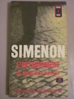 SIMENON PRESSES POCKET L ENTERREMENT DE MONSIEUR BOUVET 1963 - Simenon