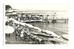 Cp, 06, Juan-les-Pins, Plage Du Provençal - Antibes