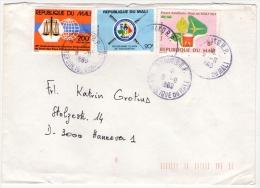 Old Letter - Mali - Mali (1959-...)