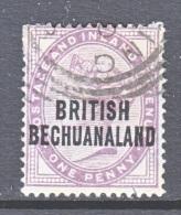 BRITISH BECHUANALAND  33  (o)  Wmk 30 - Bechuanaland (...-1966)