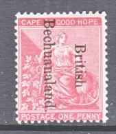 BRITISH BECHUANALAND  38  * - Bechuanaland (...-1966)