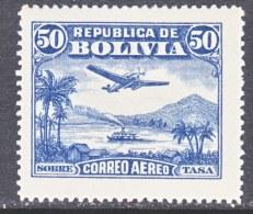 BOLIVIA  C 31  * - Bolivia