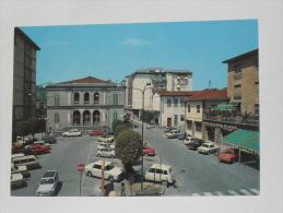 FIRENZE - Signa - Il Classico Teatro Ernesto Rossi In Piazza Cavallotti - Auto - Firenze (Florence)