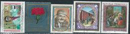 Austria 1988 Usato - Mi.1939/43  Yv.1767;1769/72 - 1945-.... 2a Repubblica