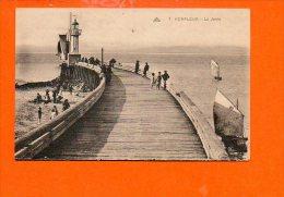 14 HONFLEUR : La Jetée - Honfleur