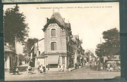 Pornichet -   Avenue De Mazy , Prise De L'avenue De La Gare  ABV115 - Pornichet