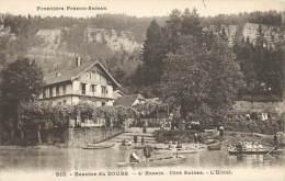 TC-RY-13 - 0322  :   Bassins Du Doubs - Francia