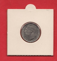 LUXEMBOURG 1978,  Circulated Coin 1 Franc, VF Km55 - Luxemburg