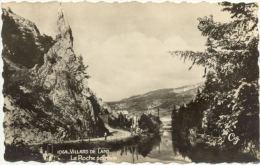 38/CPSM - Villard De Lans - La Roche Pointue - Villard-de-Lans
