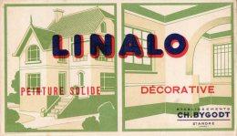 - BUVARD Peinture LINALO Ets CH. BYGODT à St-André Nord   - 376 - Peintures