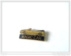 Pin´s - Automobile - MAGIC CAR - - Non Classés