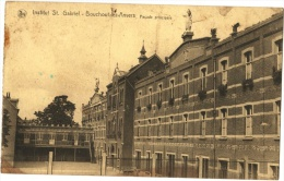 Institut St. Gabriel - Bouchout-lez-Anvers Façade Principale - & School - Boechout