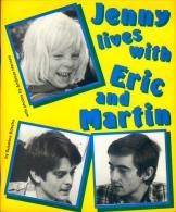 "Gay-themed Photobook: ""Jenny Lives With Eric And Martin"" - Susanne Bösche / Andreas Hansen - Gay Men's Press - 1983 - Enfants"
