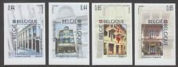 "3426/29   ONGETAND   ""Oude Winkels, Uitgifte Met Singapore""  Cote 40,00 Euro - No Dentado"