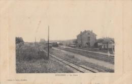 CPA - Douzens - La Gare - Autres Communes