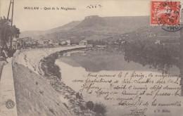 CPA - Millau - Quai De La Mégisserie - Millau