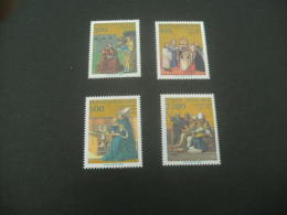 F4533- Set  MNH Vatican City- 1987- SC. 779-782- Religious Arts - Nuovi