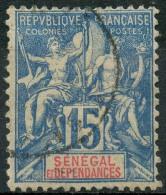 Sénégal (1887) N 13 (o) - Senegal (1887-1944)